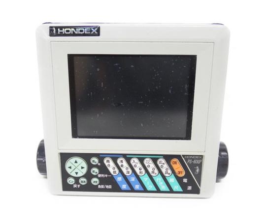 HONDEX ホンデックス PS-60GP 6型 TFTカラー液晶 GPS 魚探 プロッター