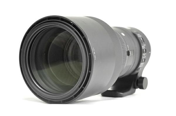 SIGMA シグマ 150-600mm F5-6.3 DG OS HSM Contemporary for Canon キヤノン用 カメラレンズ 超望遠 ズーム
