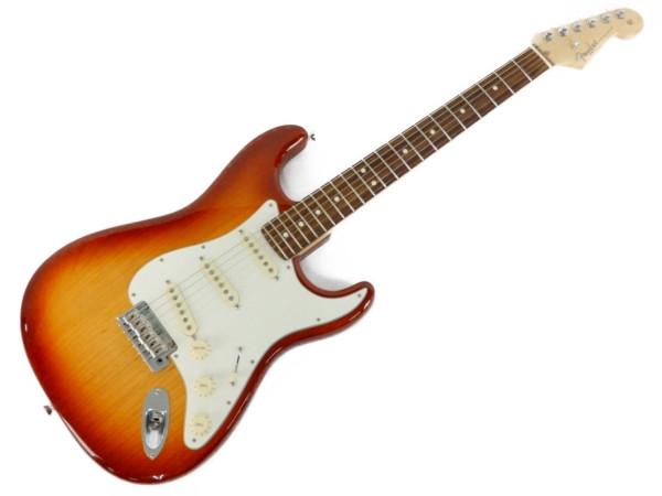 Fender フェンダー STRATOCASTER CORONA CA ストラトキャスター エレキ ギター ハードケース付