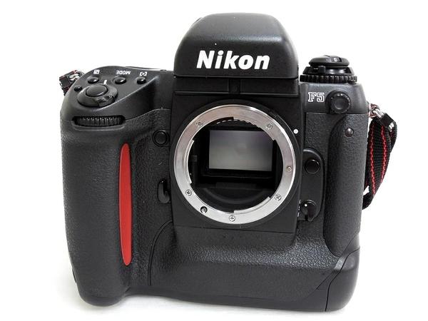 Nikon ニコン F5 カメラ 一眼レフ フィルム ボディ