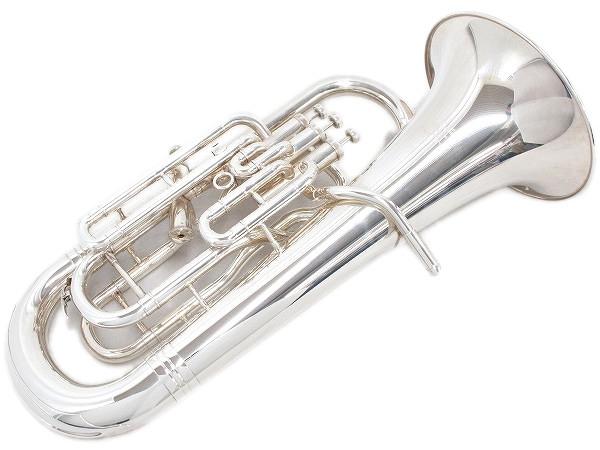 YAMAHA YEP-621S ユーフォニアム 管楽器 ユーフォ 銀メッキ