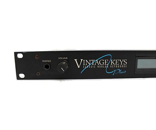 E-MU VINTAGE KEYS PLUS アナログシンセ音源