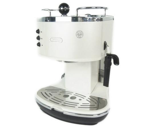DeLonghi デロンギ ECO310W コーヒーメーカー エスプレッソマシン