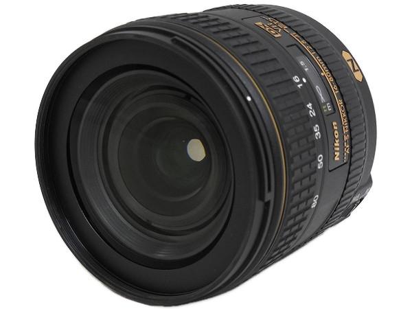 Nikon ニコン AF-S DX NIKKOR 16-80mm f 2.8-4E ED VR カメラレンズ ズーム 標準