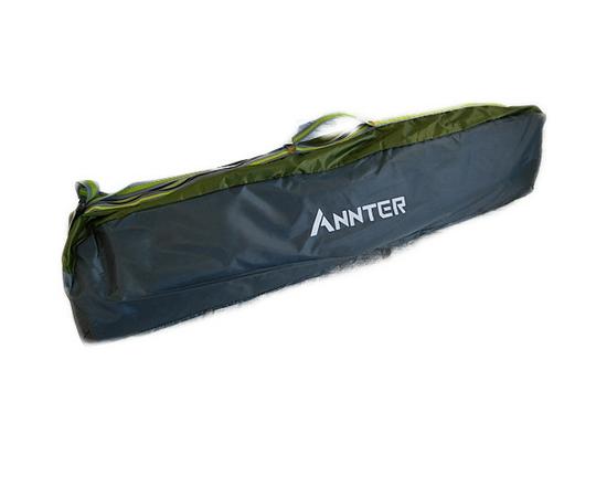 ANNTER ワンタッチテント テント 3~4人用 設営簡単 防災用 2WAY 撥水加工 紫外線防止 折りたたみ 防水 通気性