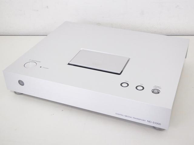 ONKYO オンキョー ND-S1000(S) iPodトランスポーター シルバー