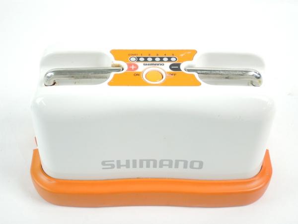 シマノ 電力丸 10Ah バッテリー 釣具