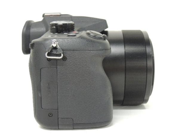 Panasonic パナソニック デジタルカメラ LUMIX DMC-FZ1000 ブラック 高倍率 光学16倍 2010万画素 4K動画