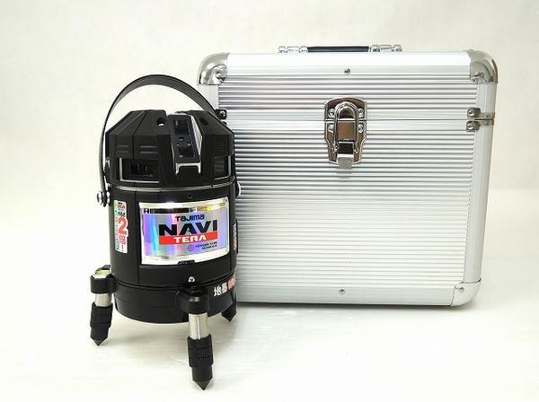 TAJIMA タジマ ML10N-KJC レーザー 墨出し器 光学測定器 ブラック