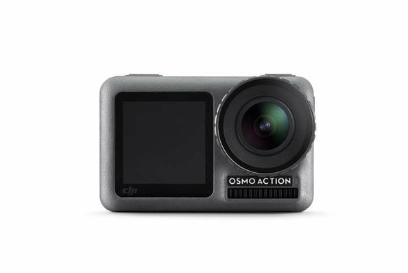 DJI Osmo Action アクションカメラ 防水11m 4K HDR動画 手ブレ デュアルスクリーン 自撮り カメラ オズモ アクション