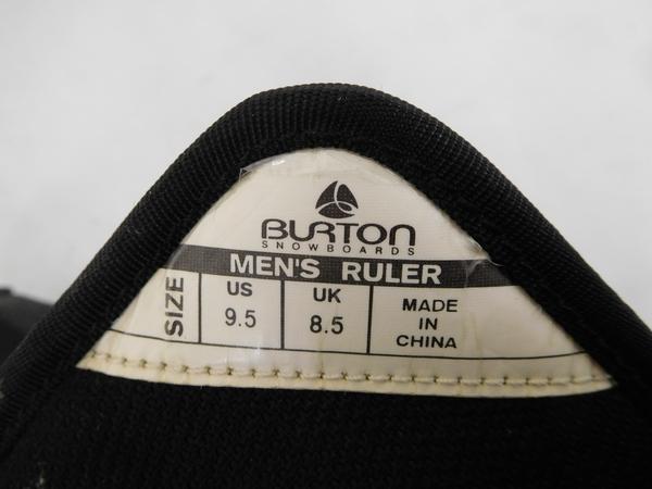 BURTON バートン RULER ルーラー スノーボード ブーツ  (2)