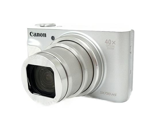 Canon キャノン デジタルカメラ PowerShot SX730 HS シルバー デジカメ