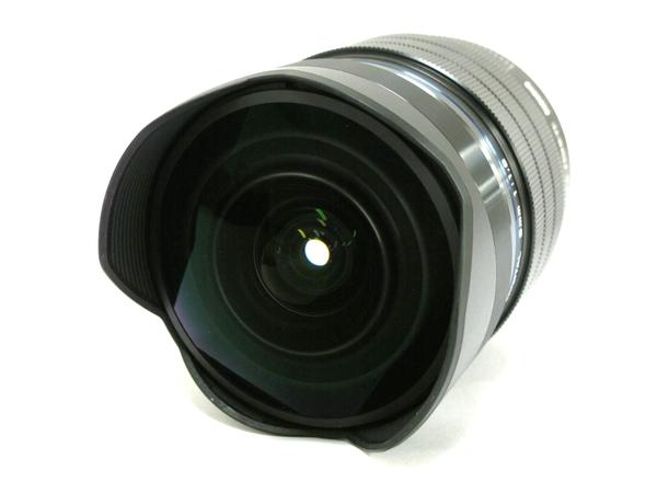 OLYMPUS M.ZUIKO DIGITAL ED 8mm F1.8 Fisheye PRO 魚眼レンズ