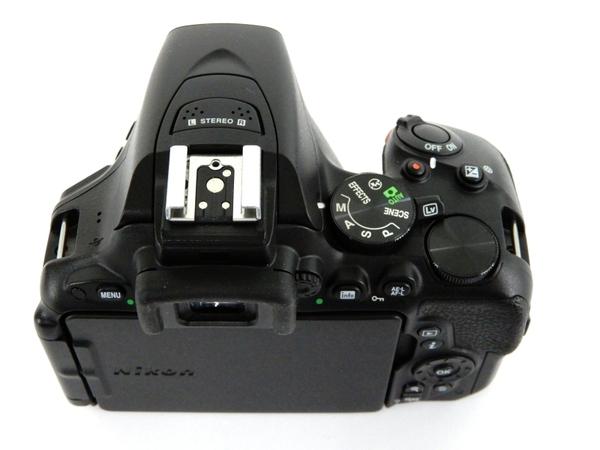 Nikon ニコン 一眼 レフ D5500 ダブルズームキット ブラック カメラ デジタル (3)