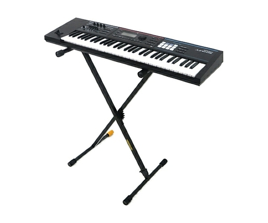 Roland ローランド JUNO-DS76 76鍵盤シンセサイザー スタンドセット