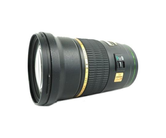 RICOH リコー smc PENTAX-DA 200mm F2.8 ED IF SDM レンズ 望遠 単焦点