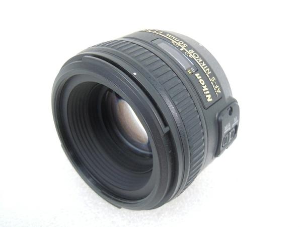 Nikon ニコン レンズ AF-S NIKKOR 50mm F1.4 G カメラ 単焦点 標準