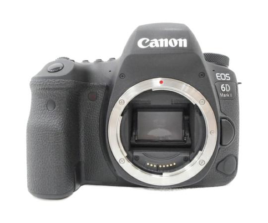 Canon キャノン 一眼レフカメラ EOS 6D MarkII ボディ