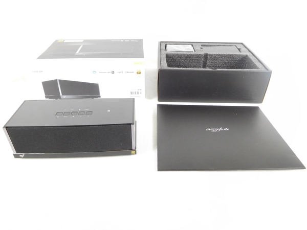 ELECOM エレコム Hi-Res Bluetooth スピーカー ハイレゾ LBT-SPHR01