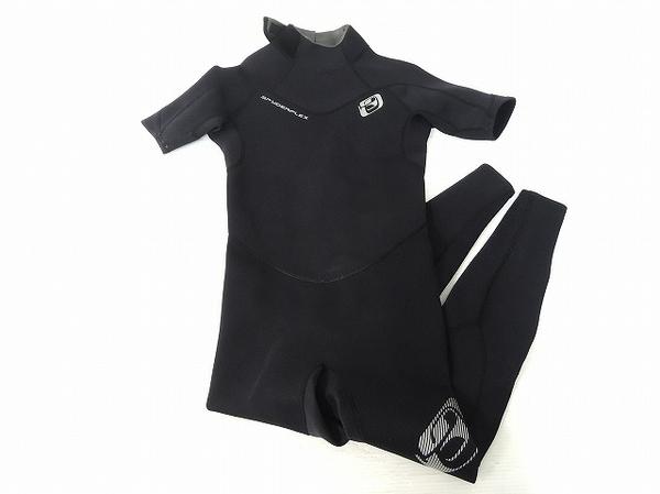 スパイダーフレックス シーガル 半袖 ウェットスーツ Lサイズ