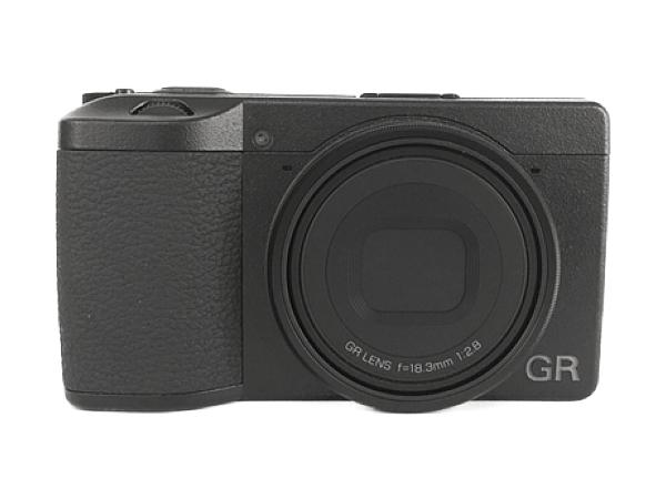 RICOH リコー デジタルカメラ GR III コンデジ ハイエンド カメラ