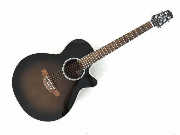 TAKAMINE 高峰 PTU121C GBB アコースティック ギター エレアコ