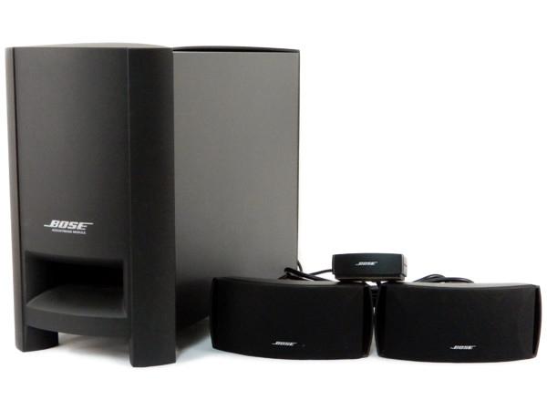 Bose CineMate Series II system 2.1ch対応 ホームシアターシステム