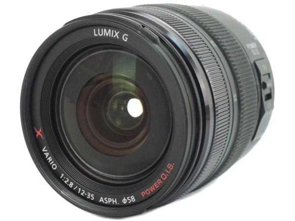Panasonic LUMIX G X VARIO 12-35mm F2.8 ASPH./POWER O.I.S. H-HS12035 一眼レフ レンズ