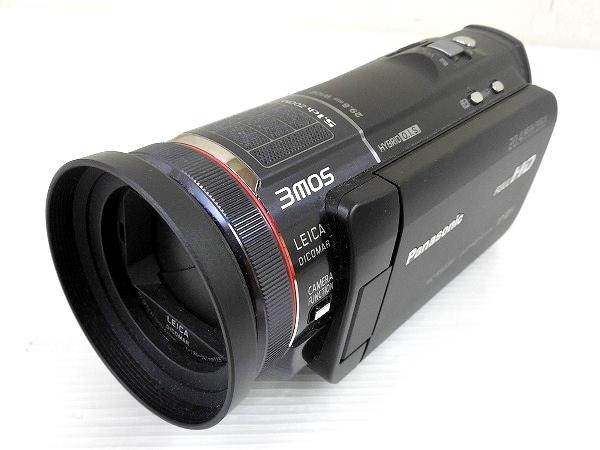 Panasonic パナソニック HC-X920M-K デジタルハイビジョンビデオカメラ