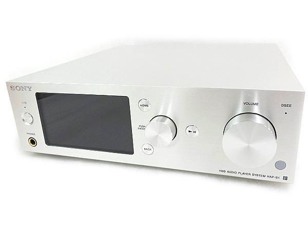 SONY ソニー HAP-S1 HDDオーディオプレーヤーシステム 500GB