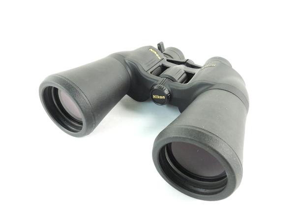 Nikon ニコン ACURON A211 10-22×50 10〜22倍 双眼鏡 ブラック