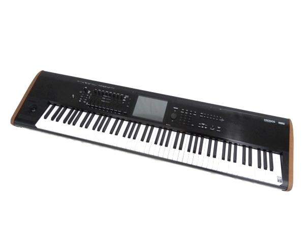 KORG コルグ シンセサイザー KRONOS2 88鍵盤 ワークステーション キーボード 電子ピアノ
