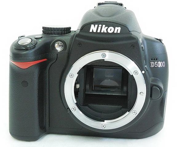 Nikon ニコン D5000 カメラ デジタル一眼レフ ボディ