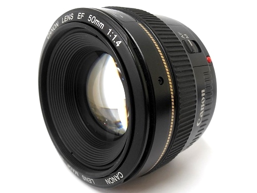 Canon キヤノン EF50mm F1.4 USM EF5014U カメラレンズ 単焦点