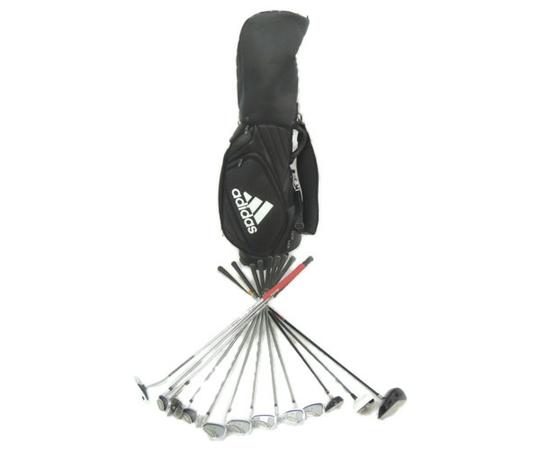 Talor Made CGB rac M.A.S.2 Plus 50 アイアン等 ゴルフセット ゴルフバッグ付き