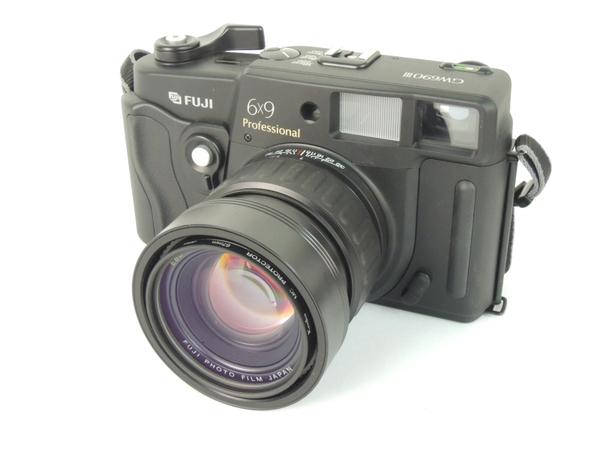 FUJI GW690III Professional 6×9 90mm レンズ 中判機