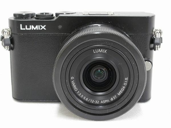 Panasonic パナソニック DMC-GM5K-K デジタル一眼カメラ レンズキット