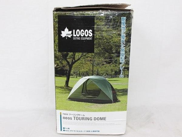 ロゴス NEOS ツーリングドーム キャンプ用品 アウトドア レジャー 1人用 71806001