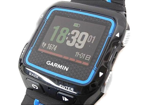 GARMIN ガーミン ForeAthlete 920XTJ 腕時計 スポーツウォッチ ブラック/ブルー GPS マルチ ランニング