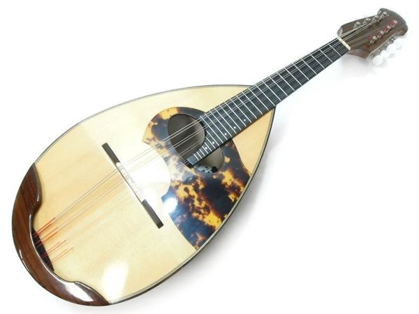 石川マンドリン STD 2011 楽器 マンドリン ケース付