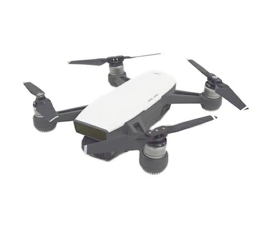 DJI ドローン SPARK スパーク アルペンホワイト 空撮 自撮り ミニドローン