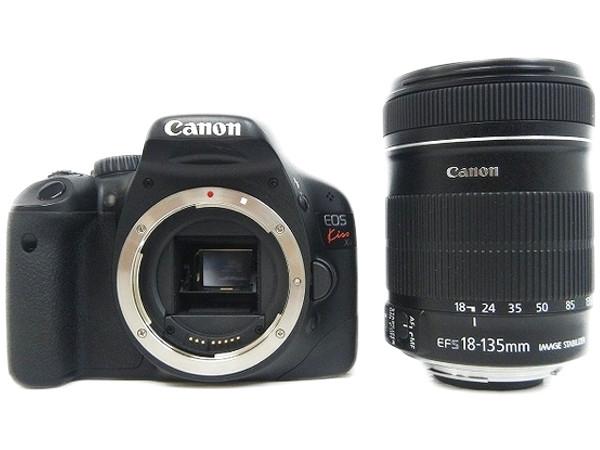 Canon キヤノン EOS Kiss X4 EF-S18-135 IS レンズキット KISSX4-18135ISLK カメラ デジタル一眼レフ