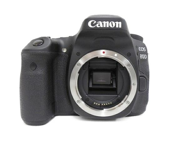 Canon キャノン 一眼レフ EOS 80D ボディ デジタル カメラ