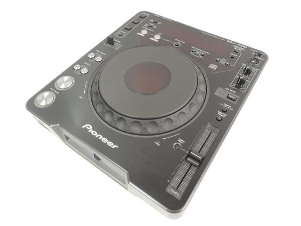 Pioneer パイオニア CDJ-1000 ターンテーブル DJ機器