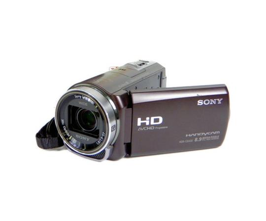 SONY ソニー Handycam HDR-CX430V ビデオカメラ 内蔵 32G ブラウン