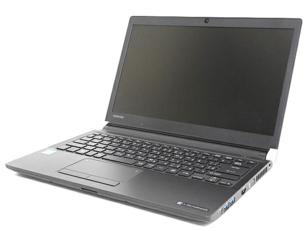 TOSHIBA dynabook RX33/CB PRX33CBPNJB Celeron 3865U 1.8GHz 4GB HDD1TB Win10 Home 64bit 13.3型 ノートパソコン