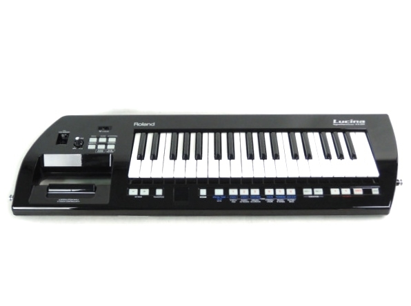 Roland ローランド Lucina AX-09 シンセサイザー 37鍵 ブラック