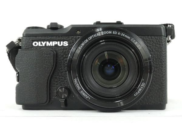 OLYMPUS オリンパス STYLUS XZ-2 BLK デジタルカメラ コンデジ ブラック