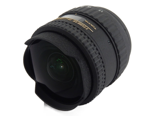 Tokina FISHEYE 10-17 F3.5-4.5 DX AT-X Nikonマウント カメラ レンズ