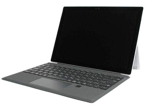 Microsoft Surface Pro 4 i5 6300U 2.40GHz 4GB SSD 128GB Win10 Pro 64bit タブレット シルバー系